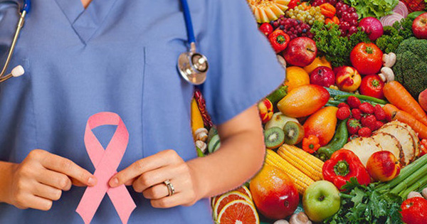 Chế độ ăn đúng cũng là 'thuốc tốt' của bệnh nhân ung thư vú
